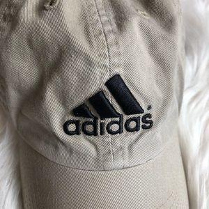 bf11eafc3c6 adidas Accessories - Adidas Khaki Colored Dad Cap.